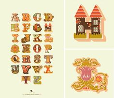 Delicious Typography - | Birdsong Gregory | birdsong gregory