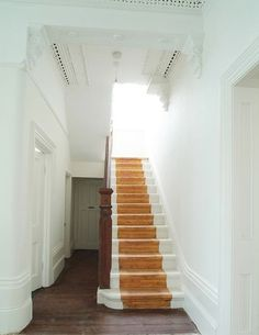 It's a place full of projects not  yet realized: (my stairs will look like this one day...)