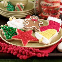 Traditional Cookies for Christmas