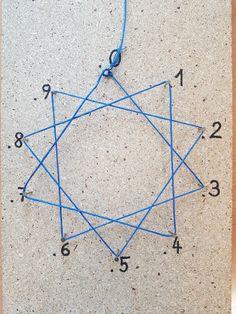 Arbeitsblatt mit Fäustlingen zur Symmetrie, ausschneiden, mit ...