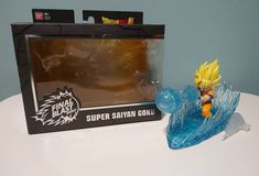 GOKU SUPER SAIYAN  FINAL BLAST SERIES Goku Super, Super Saiyan, Read Anime, Goku Saiyan, Frame, Picture Frame, Frames
