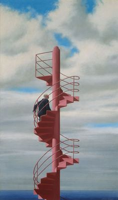 Australian Fine Art Editions featuring archival limited edition fine art reproductions by Jeffrey Smart
