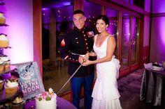 San Diego Style Weddings: Wedding Wednesday: Massiel & Luke October 13, 2013 - Glorietta Bay Park & Coronado Community Center - Photography by JKV Photography