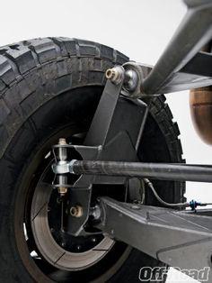 1104or 04 +camburg Kinetik Trophy Truck+steering Rack