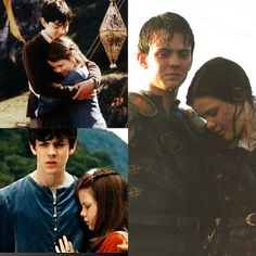 Edmund and Lucy. I think (in my opinion) that they became very close after Ed thought Lucy to be wrong. And look how much they have grown up :)