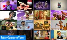 15 Funny Claymation Movies and tv commercials videos - Clay Animation. Read full article: http://webneel.com/claymation-movies-clay-animation | more http://webneel.com/animation | Follow us www.pinterest.com/webneel