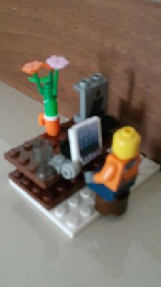 Lego table lego cretions