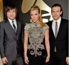 The Band Perry at the 2015 Grammys