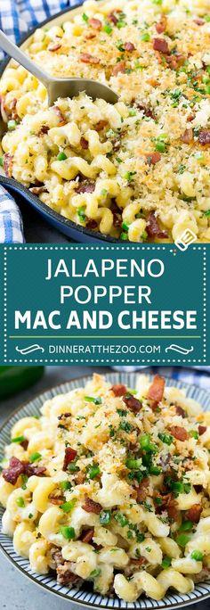 Jalapeno Popper Mac