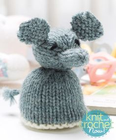 Knit And Crochet Today : Season 4 Free Knitting Patterns (Knit and Crochet Now! ) on Pinterest ...