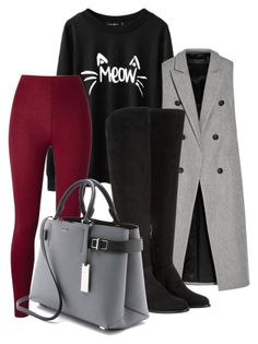 """""""day the mall"""" by xxvaleriex on Polyvore featuring rag & bone, Elia B and Michael Kors"""