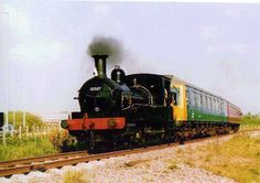 Chasewater Railway Museum Photos of a visiting loco,2004 Beattie Well Tank 30587 Looking through some more old photos, I came across some taken of locomotives visiting Chasewater Railway, so I thou...