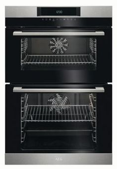AEG Double Tower Oven DCK731110m Ss | Wickes.co.uk