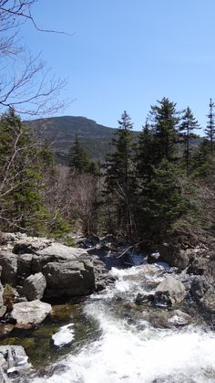 Hiking Tuckerman's Ravine, Mount Washington, NH