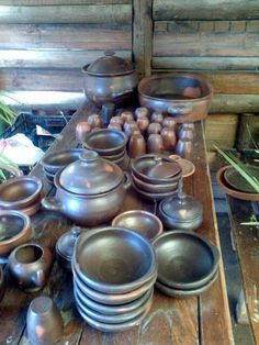 Clay Pots, Mud, Gold Jewelry, Candle Holders, Candles, Table, Fashion, Modelling Clay, Bicycle Kick