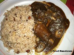 pictures of ox tails & rice - Google Search