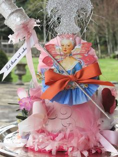 Marie Antoinette Party Hat, for those not sporting the BIG hair