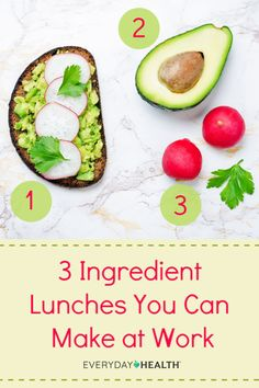 No time to pack your #lunch? No problem! These recipe ideas will have you out the door in a flash.
