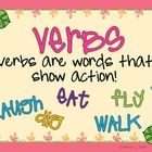 Need something concrete so still fun to practice verbs?  This file includes: Verb Detective-students choose 3 people in their classroom and watch...
