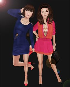 Second Life, Thursday, Brand New, Outfits, Fashion, Outfit, Moda, La Mode, Fasion