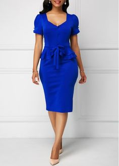 Sexy Dresses, Club & Party Dress Sale Online Page 6 Cheap Blue Dresses, Elegant Dresses, Sexy Dresses, Cute Dresses, Casual Dresses, Dresses For Work, Fitted Dresses, Beautiful Dresses, Summer Dresses