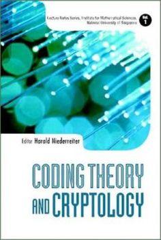 Coding Theory And Cryptology PDF