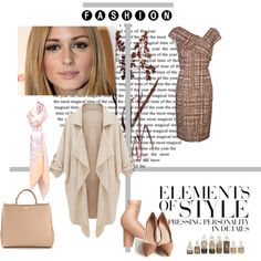 """The Styling Agency - What to wear to work?  """"#WorkWearChic Wednesday"""" by thestylingagency on Polyvore  #workwear #citygirl #businessfashion #powerdressing #nudes"""