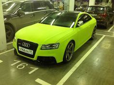 LimeGreen plasti dip. Very specific and outstanding color