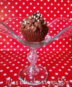 Miss Blueberrymuffin's kitchen: Schokolicious Cupcakes