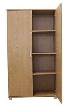 Mmt Tall Pantry Cabinet Office Cupboard Filing Storage Stationary