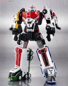 Super Robot Chogokin Dekaranger Robo