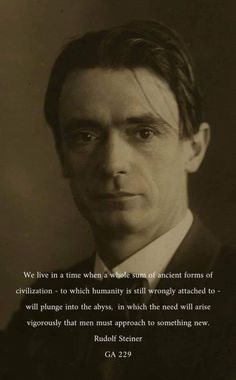 Into The Abyss, Rudolf Steiner, Civilization, My Hero, Wisdom, Thoughts, Fictional Characters, Fantasy Characters, Ideas