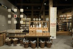 parisians have embraced muji like no other city on the old continent has, and it seemed only fitting the japanese 'no-brand, quality goods' retailer would open its euro flagship here.