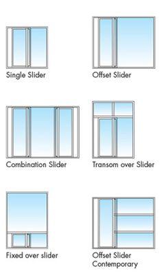 … Old Wood Windows, Pvc Windows, Sliding Windows, Windows And Doors, Exterior Trim, Interior And Exterior, Standard Window Sizes, Slider Window, Bedroom Windows