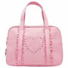 ba8cd4ef46f Dance Bags · Capezio Dance Heart Bag Pink Ballet Tights, Ballet Bag, Baby  Ballet, Ballet Clothes