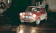 2B Consulting Automotive :: 1965 ex-works BMC Morris Mini Cooper S MK1