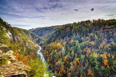 6 of the Best Activities at Tallulah State Park | Glen-Ella Springs Inn | Clarkesville, GA