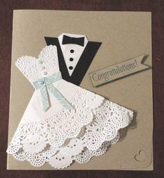 Wedding Card per due novelli sposi.. | Hobby a Tutto Tondo