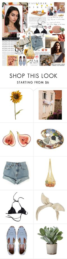 """she says she can go a whole month without being kidnapped"" by lecoupdefoudre ❤ liked on Polyvore featuring Barbour, Kerr®, Anja, Pier 1 Imports, WALL, Nasty Gal, American Apparel, River Island, ASOS and Torre & Tagus"