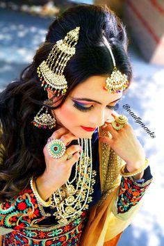 Bridals by #beautymonks #reetkaur  https://m.facebook.com/BeautyMonks.Reet Follow me on insta @beautymonks