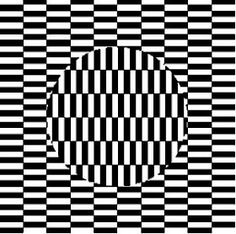 Odds and Ends: Examples of Kinetic Illusions in Op Art
