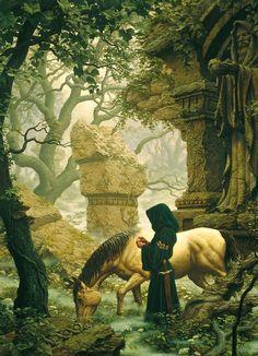 Sword and Rose, raoul vitale on ArtStation at https://www.artstation.com/artwork/zoY4q