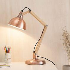 Dexter Table Lamp  by RedCartel | MONOQI #bestofdesign