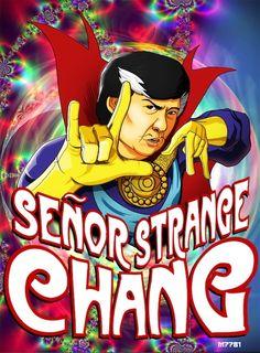 Senor Strange