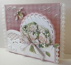 interesting layout. I can see this as a beautiful card or scrap page