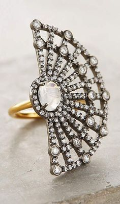 Spiral Orb Ring ...a must