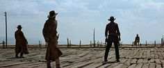 ONCE UPON A TIME IN THE WEST (1968) Director of Photography: Tonino Delli Colli | Director: Sergio Leone