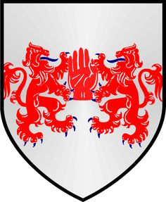 O'Neill crest of arms | Ancient Arms of O Neill