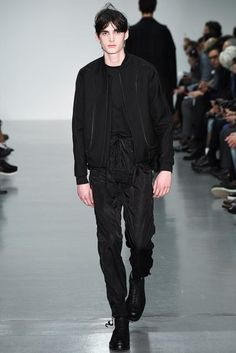Lou Dalton Fall 2015 Menswear Fashion Show
