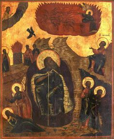 Old Testament Righteous. Article gives the (Eastern) feast days of several OT figures.